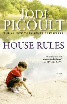 House Rules: by Jodi Picoult -Jacob Hunt is a teen with Asperger's syndrome. He's hopeless at reading social cues or expressing himself well to others, though he is brilliant in many ways. But he has a special focus on one subject—forensic analysis. A police scanner in his room clues him in to crime scenes, and he's always showing up and telling the cops what to do. And he's usually right. But when Jacob's small hometown is rocked by a terrible murder, law enforcement comes to him.