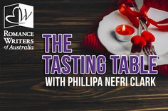 The Tasting Table | Women's Fiction | Romance Writers of Australia