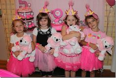Pink Princess Puppy Party!