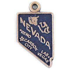 Nevada State Charm