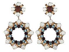 Dannijo Eishia earrings
