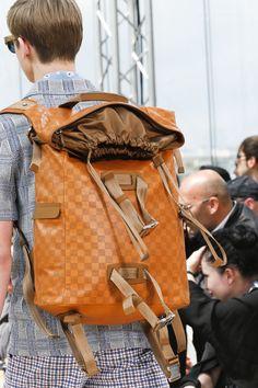 Louis Vuitton  Men SS 2014
