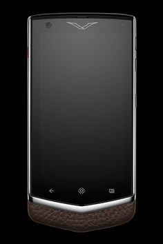 Dual core driven, Android™ based and elegantly assembled with the finest materials and latest technology. http://constellation.vertu.com/