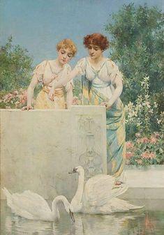 Francis Coates Jones (1857-1932)