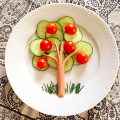Comida Infantil Healthy and fun food with children – mundomara. Cute Food, Good Food, Yummy Food, Tasty, Baby Food Recipes, Healthy Recipes, Healthy Nutrition, Drink Recipes, Healthy Eating