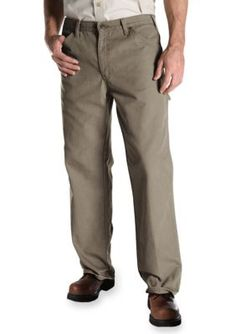 Dickies Desert Sand Relaxed Duck Jeans - Available in Extended Sizes