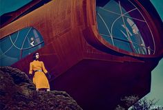 The Final Frontier by Steven Klein