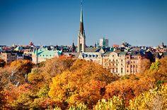 Las 15 ciudades más coloridas de otoño | Skyscanner