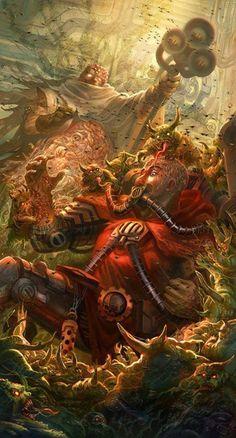 Nurgle, Nurglings, Chaos Daemons