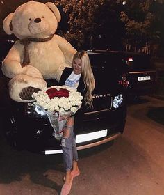 Super healthy foods to eat everyday life lyrics Giant Teddy Bear, Big Teddy, Cute Teddy Bears, Birthday Goals, Girl Birthday, Luxury Lifestyle Women, Luxe Life, Baby Kind, Cute Relationship Goals