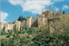 Castillo de Gibralfaro ( Málaga)