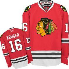 a3c1d046b Reebok Chicago Blackhawks Jonathan Toews Premier Home Jersey. chicago  blackhawks · Authentic Marcus Kruger ...