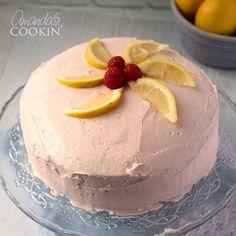 Pink Lemonade Cake | Amanda's Cookin' | Bloglovin'