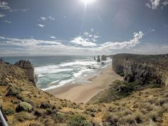 Stunning!  #12apostles #twelveapostles #victoria #australia #gopro #goprooftheday #goprohero3 by cheekymonkey01 http://ift.tt/1ijk11S