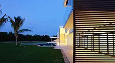 Casa R. Bahía Príncipe Residences & Golf.  Proyecto  Enrique Cabrera + Jorge Carlos Zoreda