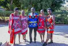 Marry 5 wives or be jailed Swaziland King orders country men