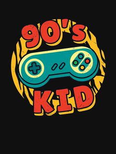 Old Fan, Retro Gamer, 90s Kids, Special Characters, Game Design, Cool Gifts, Canvas Prints, Classic, Illustration