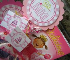 Pinkalicious Party Package - Ultimate Birthday Party