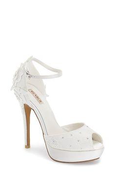 New Menbur Dafne Lace   Crystal Platform Sandal (Women) fashion online. [$201.95]@shop.swwshoes<<