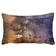 Multiple Colors Nature Abstract Photography Lumbar Pillow - photography gifts diy custom unique special