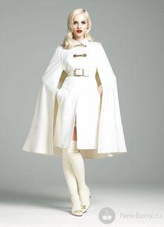Женская одежда Versace осень-зима 2012-2013