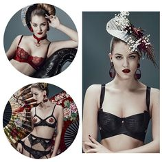 Discover the new Autumn Winter 2017 collection @atelierbordelle On @brigademondaine  The famous London luxury lingerie label is striking hard with a wonderful collection inspired by Japan.  FREE DELIVERY WORLDWIDE  500  TAX-FREE SHOPPING (i.e. -20% discount)  15-DAYS To try & 30-DAY Returns  LIVRAISON GRATUITE EN FRANCE  100  PAIEMENT EN 3X OFFERT  15 JOURS Pour essayer  #brigademondaine #bordelle #lururylingerie #lingerie #paris #bondage #lace #japan #shopping #shoppingonline #fashion…