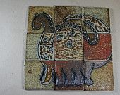 Saltfired Tile-puzzle