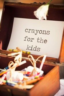 cute way to do kid's stuff