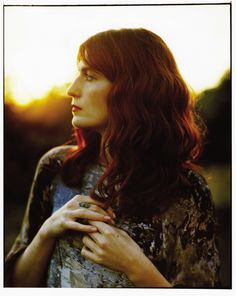 Florence Leontine Mary Welch.  English musician, singer and songwriter who rose to fame as the lead singer of Florence + the Machine, an English indie rock band.