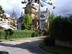 casa em estilo europeu