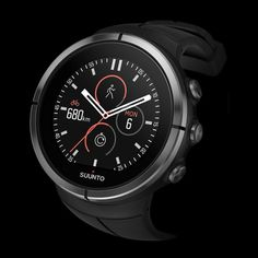 Suunto Spartan Ultra is an advanced multi-sport GPS watch sporting a colour touch screen, water resistance and up to of battery life in training mode. Sport Watches, Watches For Men, Bluetooth Watch, Running Watch, Edc Everyday Carry, Latest Images, Seiko Watches, Fashion Watches, Men's Fashion