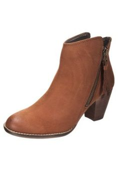 WHYSPER - Ankle boots - brown