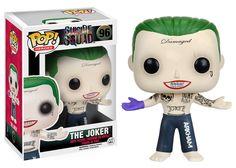 Funko releasing The Joker pop figure from Suicide Squad