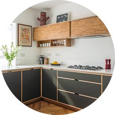 Islington Kitchen (Round) by Uncommon Projects. Inexpensive Furniture, Cheap Furniture, Kitchen Furniture, Furniture Market, Classic Furniture, Furniture Stores, Discount Furniture, Cheap Kitchen, New Kitchen