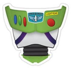 Disneypixar toy story buzz lightyear jet pack wings dress up buzz lightyear chest bing images pronofoot35fo Gallery