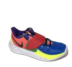 Nike Kyrie Low 3 NY vs NY Mens Basketball Shoes Magic Ember CJ1286-800 #Nike #Sneaker #ActivewearCasual