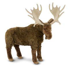 Giant Plush, Preschool Art Activities, Melissa & Doug, Zoo Animals, Decorating Blogs, Long Legs, Antlers, Horn