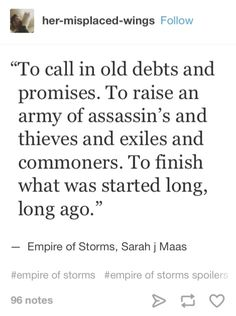 I CRIED WHEN IT WAS REVEALED THAT SHE GATHERED THE ARMY WITHOUT EVER INTENDING TO LEAD IT