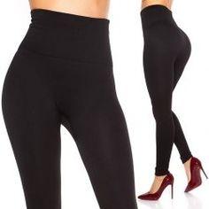 34482cff6db2 Fekete magas derekú leggings - Venus fashion női ruha webáruház -  Elképesztő árak - Szállítás 1-2 munkanap