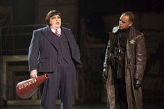 The Threepenny Opera - National Theatre - May 2016