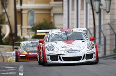 Porsche Mobil 1 Supercup Monaco Race 2 win for Jaap van Lagen - http://www.motrface.com/porsche-mobil-1-supercup-monaco-race-2-win-for-jaap-van-lagen/