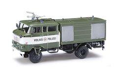 IFA W50 LA TLF16GMK Volkspolizei