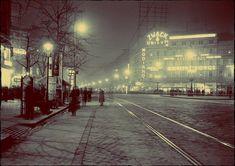 1930-as évek. Oktogon.