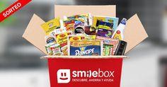 ¡SORTEO SmileBox: una caja sorpresa con 8 novedades de 1as  marcas! 19/02/2015