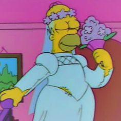 Homero Con Vestido De Novia Meme Vestidos Populares 2019
