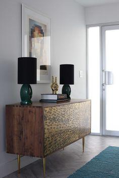 Modern Entryway #homedecor