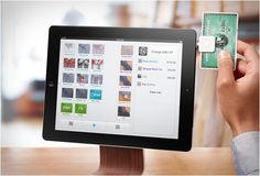 Square, the mobile payment company, has introduced an iPad app that turns the tablet into a cash register. As the very Apple-like video above explains, the Square Register app p. Square Register, Cash Register, Bfm Business, Business Tips, Business Planning, Online Business, Square App, Point Of Purchase, Cool Stuff