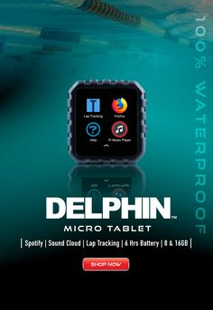Swim with Music! More than just a waterproof player the Delphin utilizes . Electronic Kits, Electronic Schematics, Robotics Projects, Online Video Games, Home Computer, Learn To Code, Electronics Projects, Virtual Reality, Mp3 Player