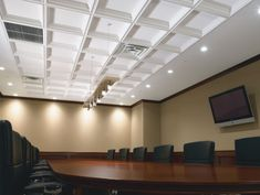 Ceilings And Ceiling Tile Systems By Armstrong : Easy Elegance Coffer    Home Decoration   Pinterest