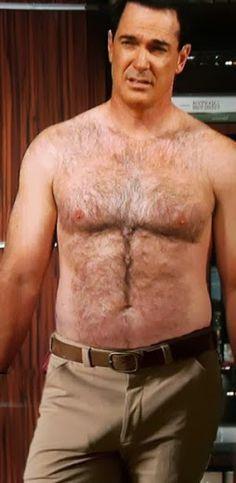 Hung DILF actor Patrick Warburton naked hot, hairy, handsome, hunky and hung! Patrick Warburton, Hottest Male Celebrities, Beautiful Men Faces, Hot Actors, Mature Men, Older Men, Big Men, Hairy Men, Muscle Men